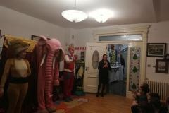 Pozorište, predstava Ružičasto slonče